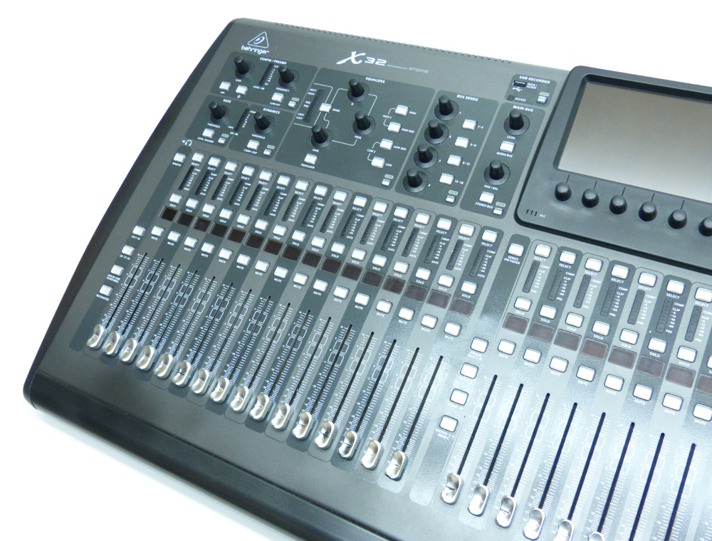 behringer digital mixer x32 manual