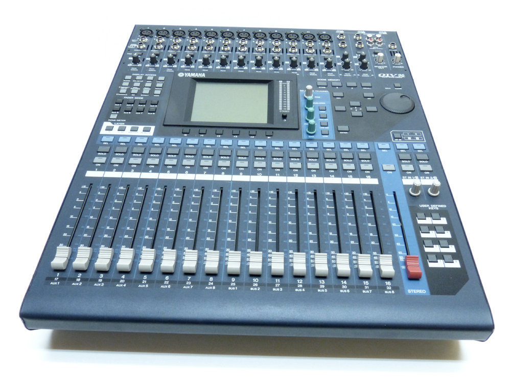yamaha 01v96 v2 digital mixer top rechn 2j garantie ebay. Black Bedroom Furniture Sets. Home Design Ideas