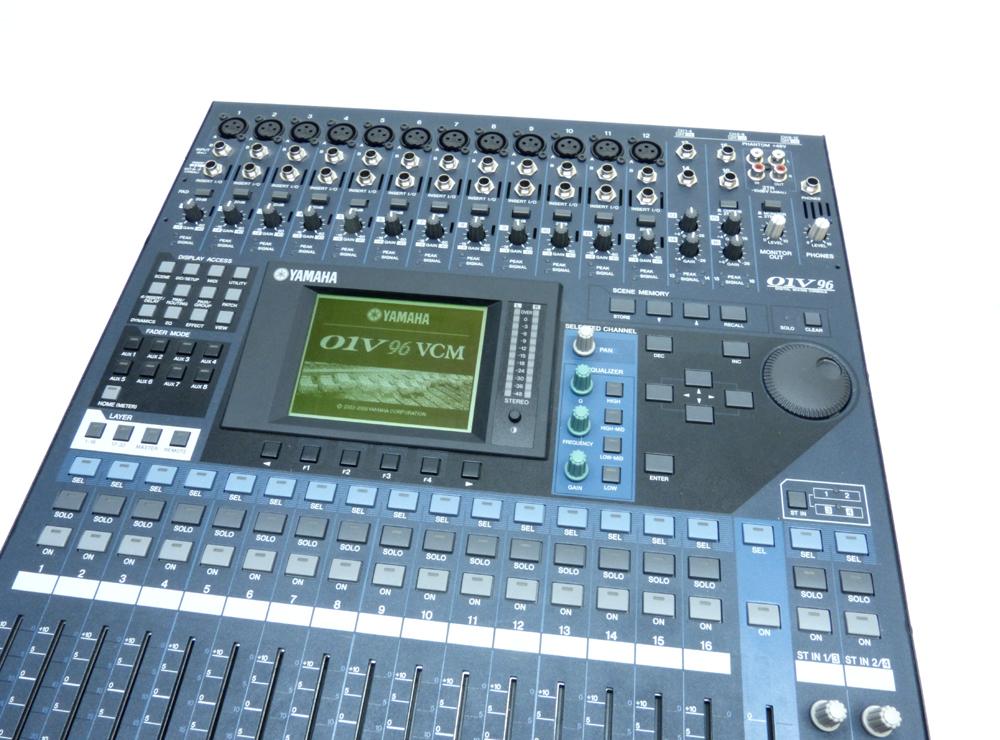 yamaha 24 channel mixer manual