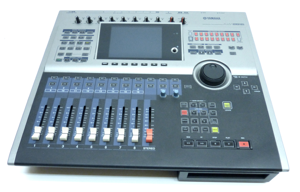 Yamaha Digital Recorder Aw