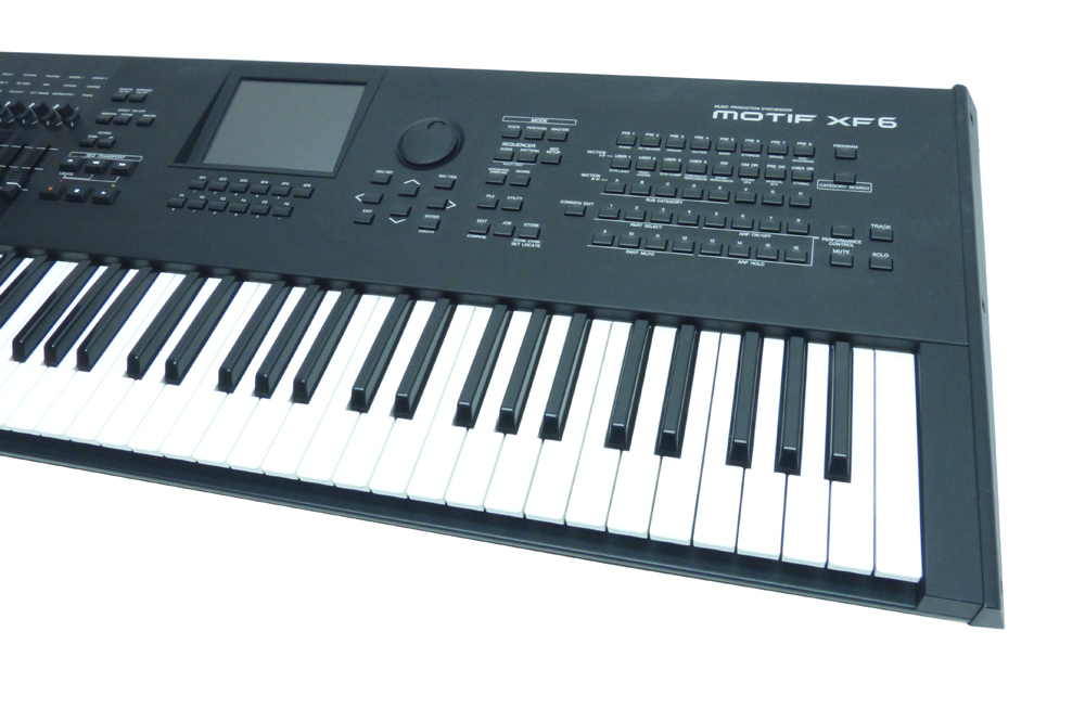 Yamaha Motif Xf Ebay