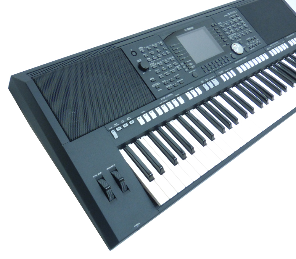 Yamaha psr s950 entertainer keyboard neuf rechn 2j for Yamaha psr s 950